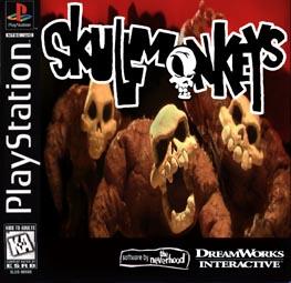 rom skullmonkeys